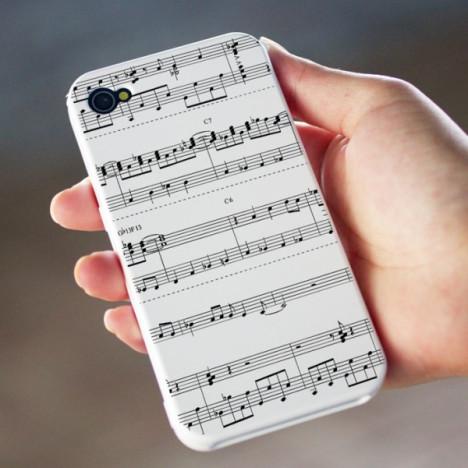 iphone掉了驼铃曲谱
