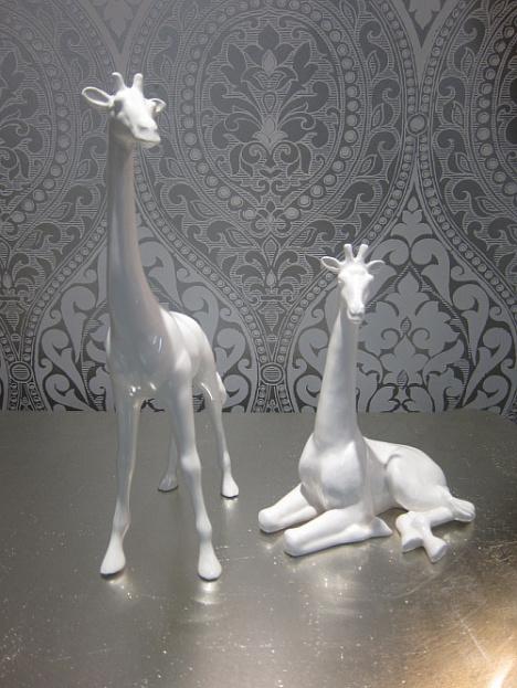 长颈鹿装饰搭配图片