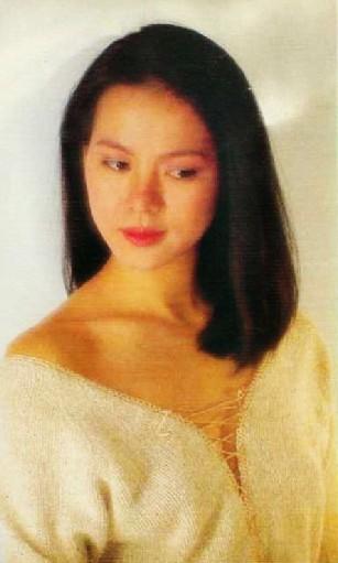 郑文雅一举夺得冠军和最上镜小姐两项桂冠,拍全裸写真的港姐第一人.
