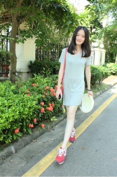 江林国和馨子生活照