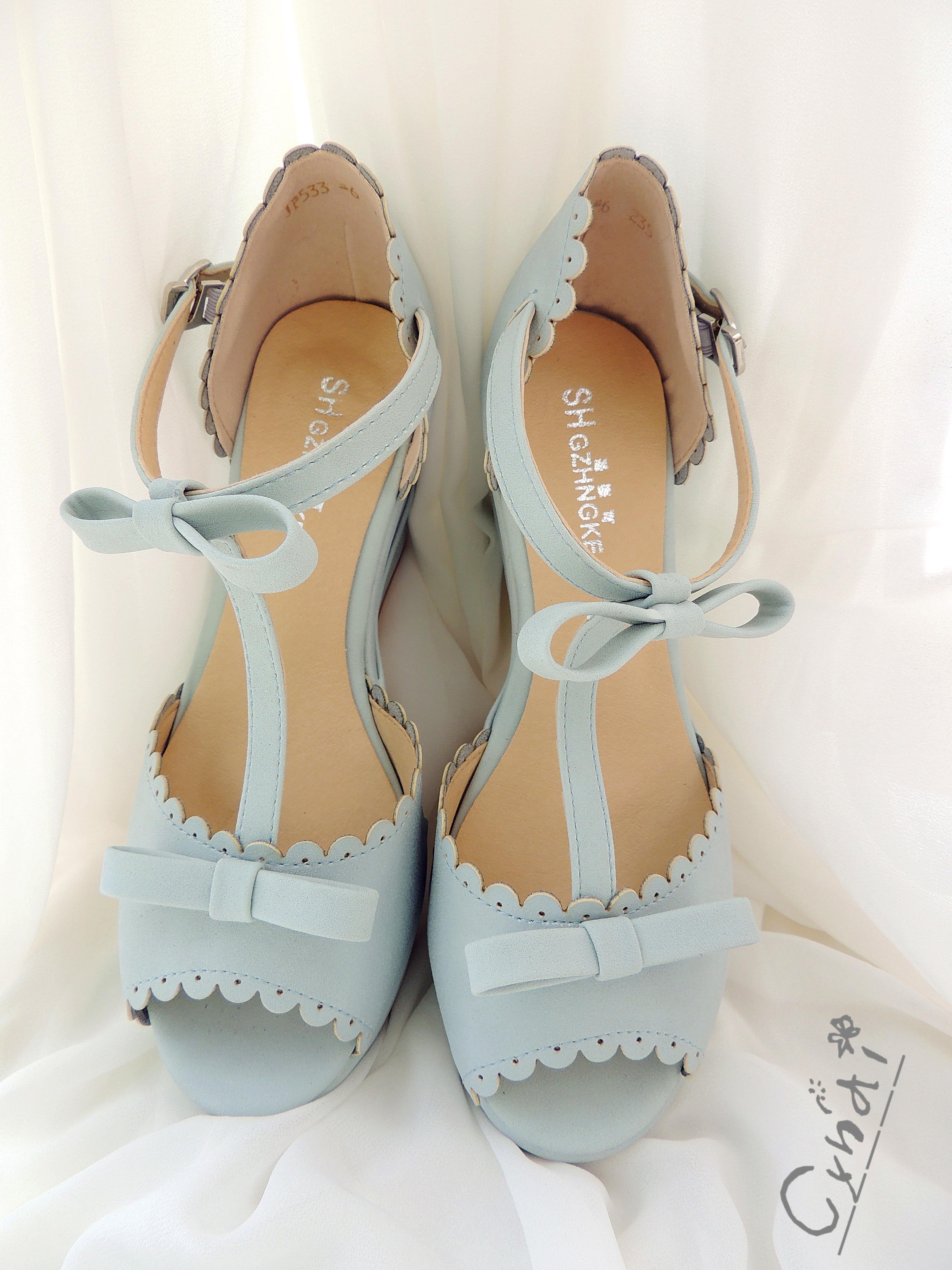 七夕快到了,你准备漂亮的衣服鞋子没?新入的甜美公主