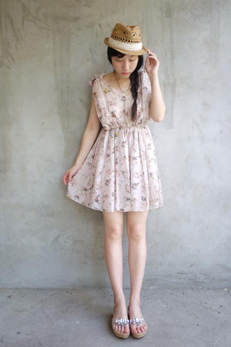 用纸做裙子法图解