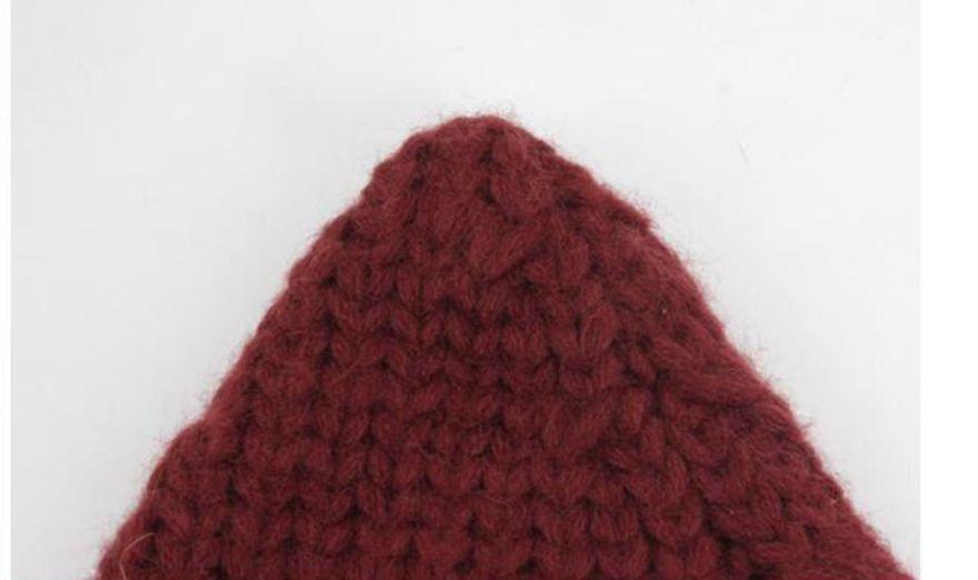 【针织毛线帽】-衣服-帽子_服饰配件/皮带/帽子/围巾