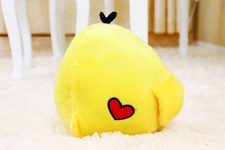 可爱小黄鸡公仔-来自蘑菇街优店