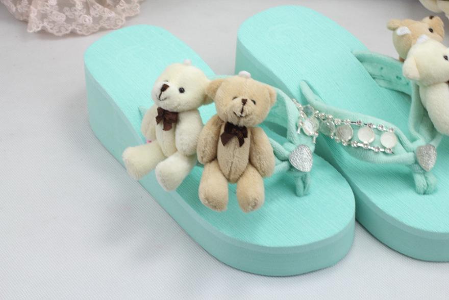 小熊鞋鞋带系法图解