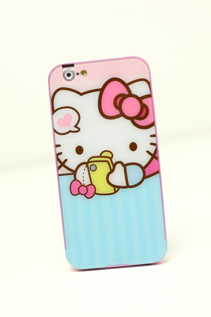 kitty猫手机背景边框