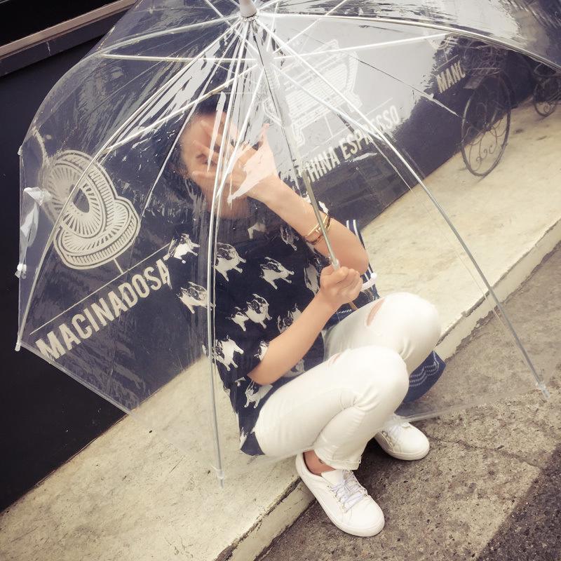 【韩版休闲卡通动物图案短袖t恤】-衣服-t恤