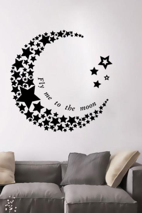 减星星的步骤图