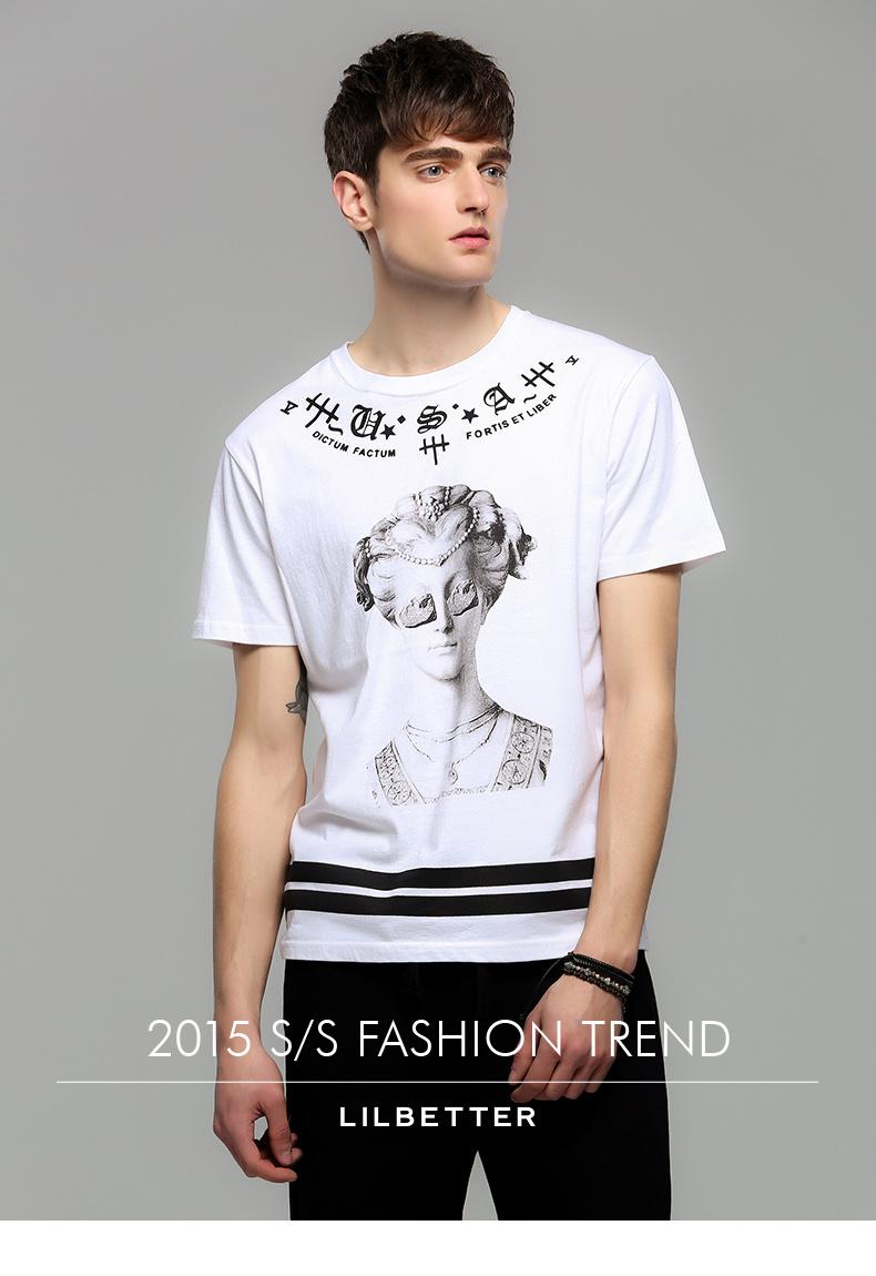 文明创意t恤图案设计