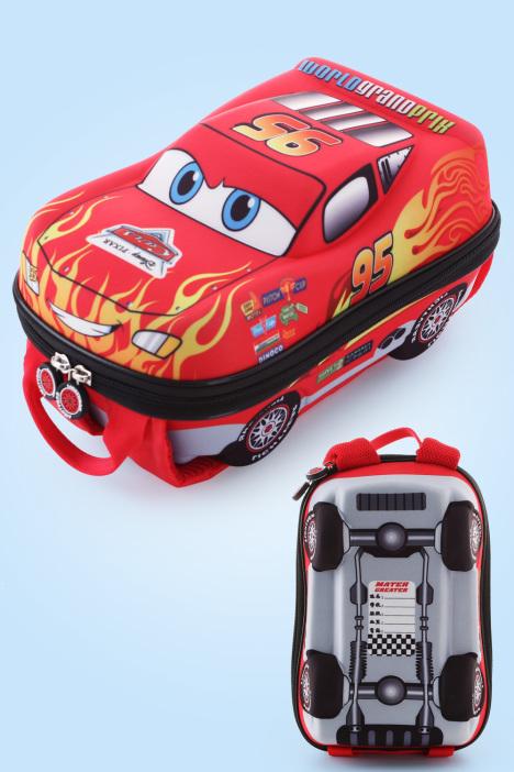 【幼儿园3d汽车总动员书包】-母婴-书包