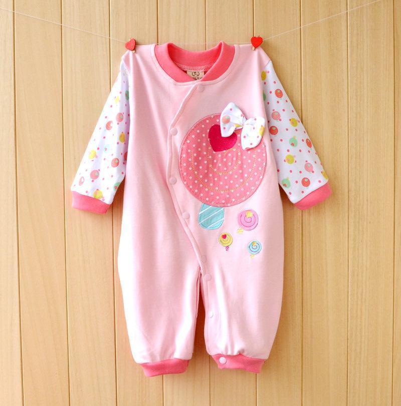 婴儿连体衣 夏新生儿衣服夏季0