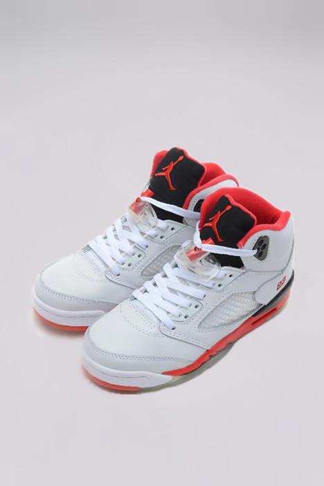 【乔5代白黑红篮球鞋】-鞋子-篮球鞋