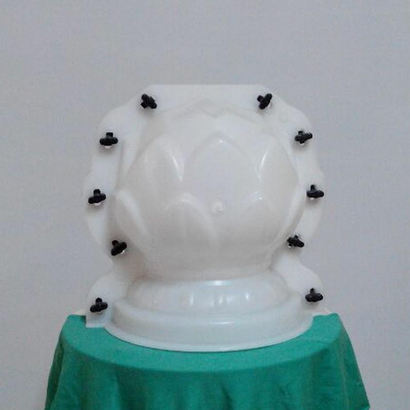 花球模具罗马柱模具 窗套 山花 檐线 花瓶柱 围栏 欧式构建模具