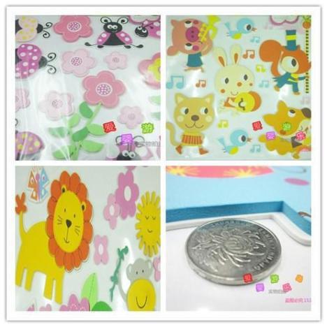 【超厚幼儿园教室墙面环境布置ev】--爱婴游乐岛玩具