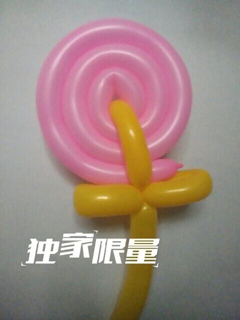 我的闲置 #手工气球棒棒糖