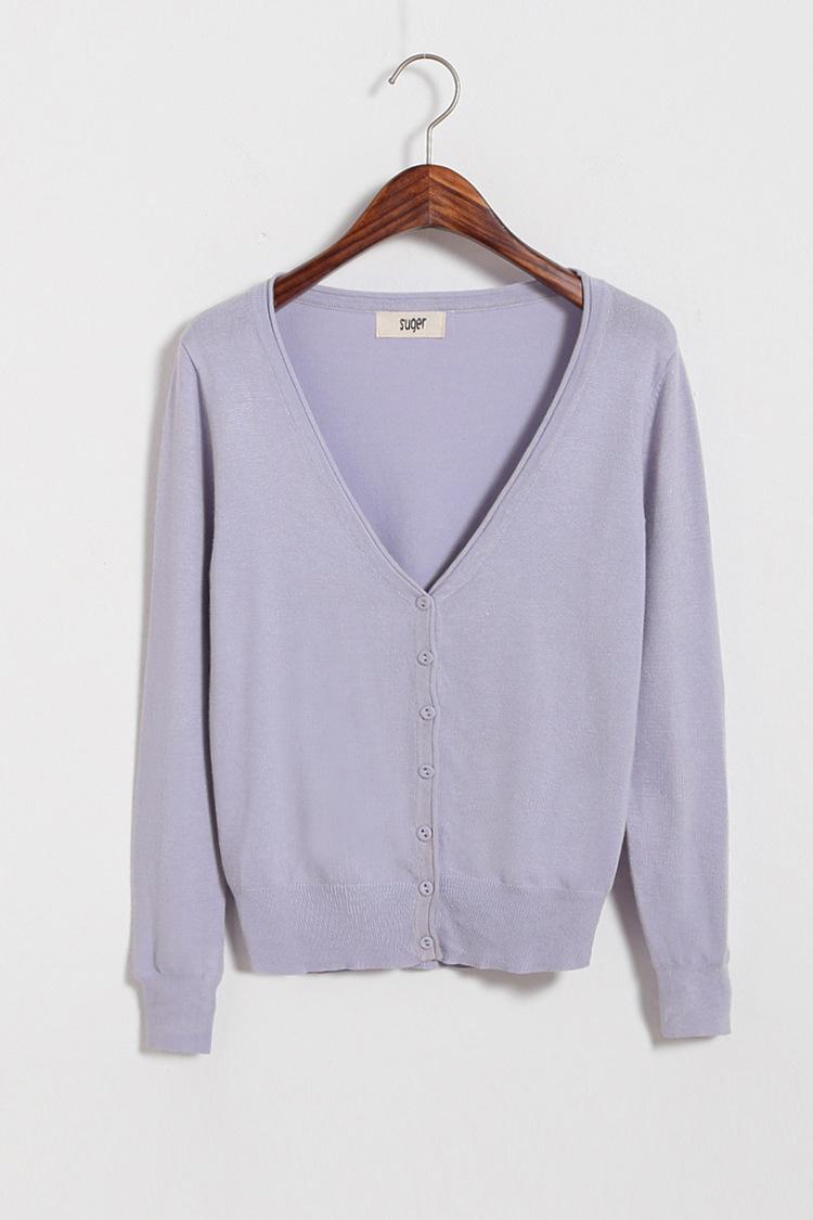 拉布拉咔 针织开衫外套