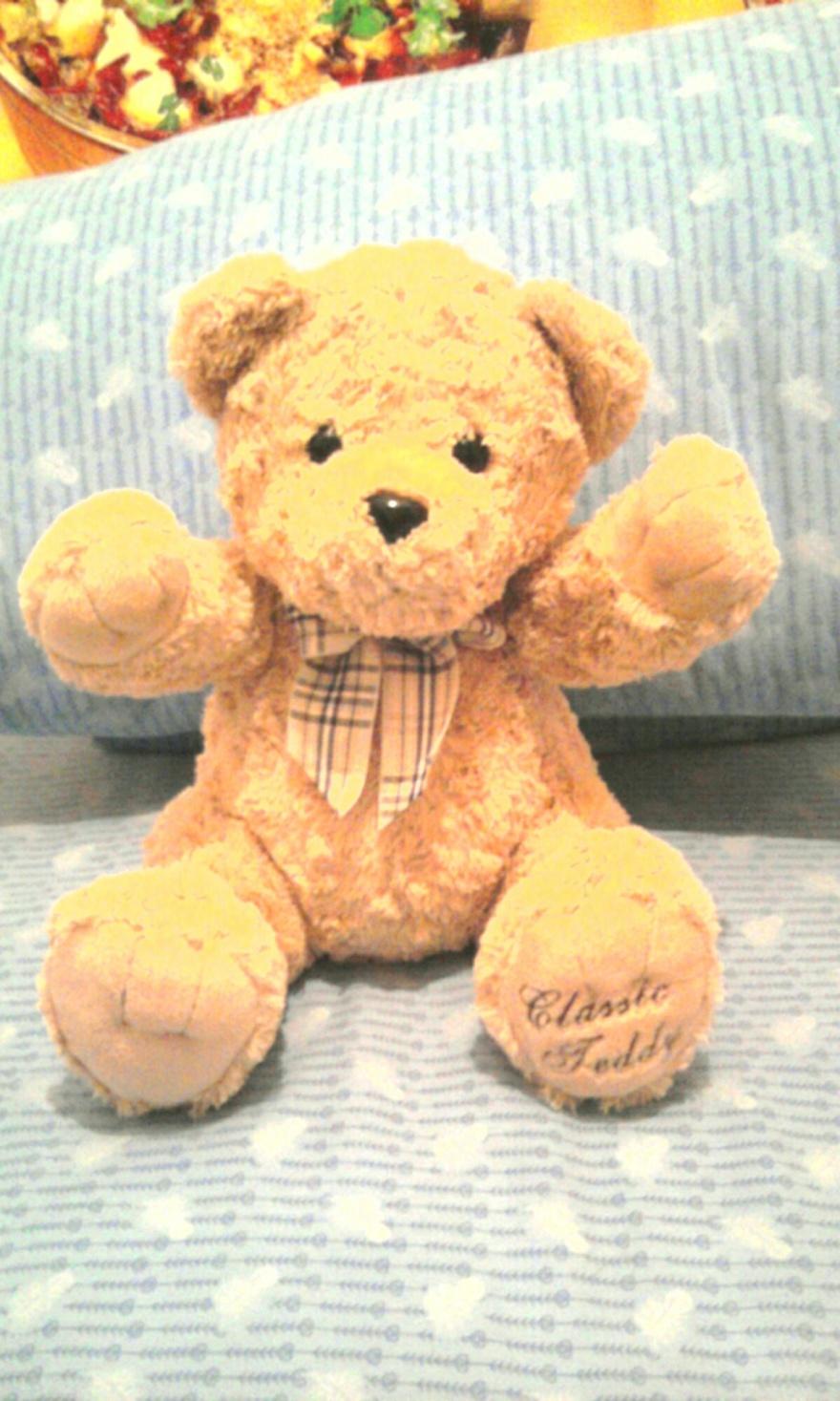 可爱的小熊[可爱][可爱][可