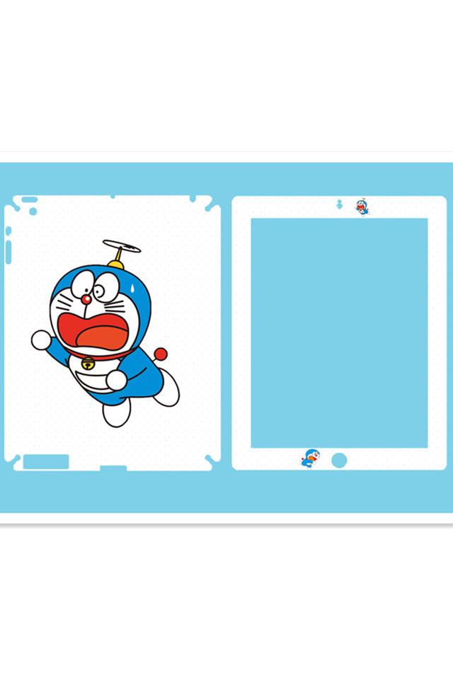 苹果平板电脑 ipad air mini 机身贴膜 可爱清新