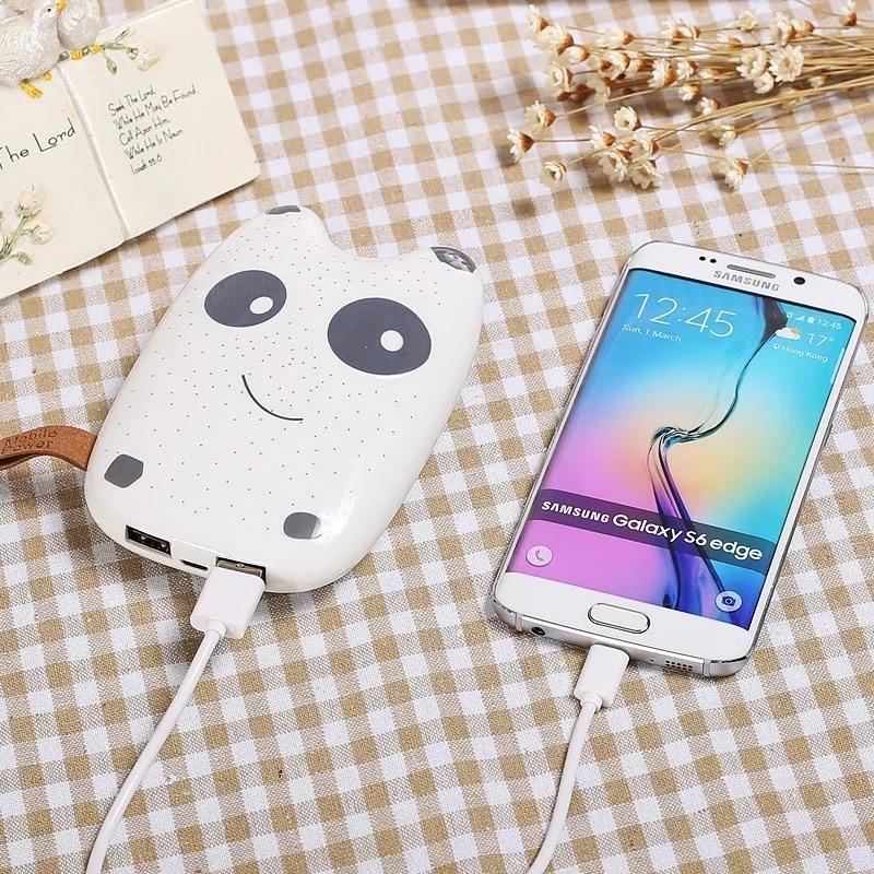 龙猫迷你移动电源 小可爱充电宝12000毫安