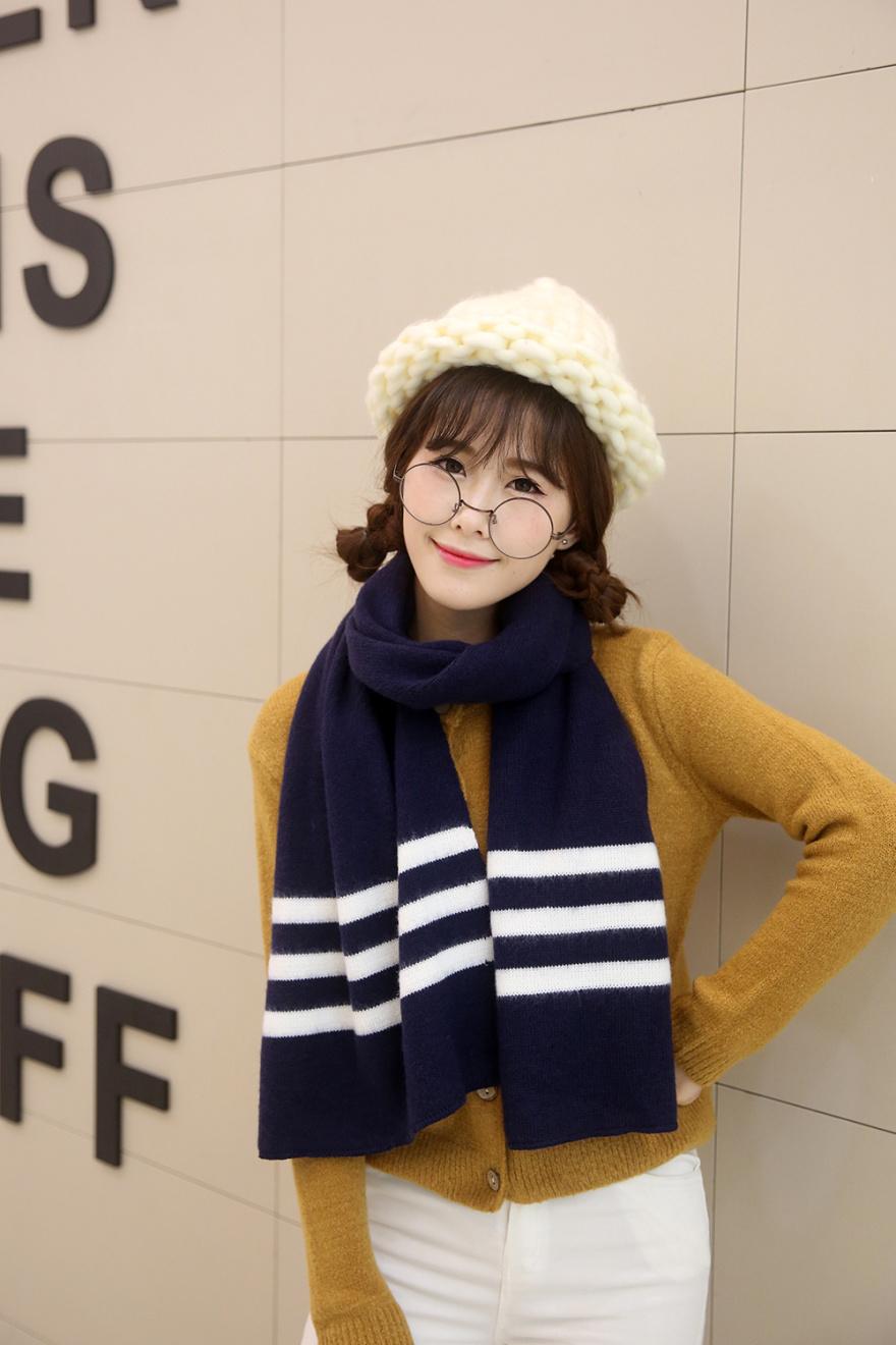 克拉恋人雷奕明同款围巾图片
