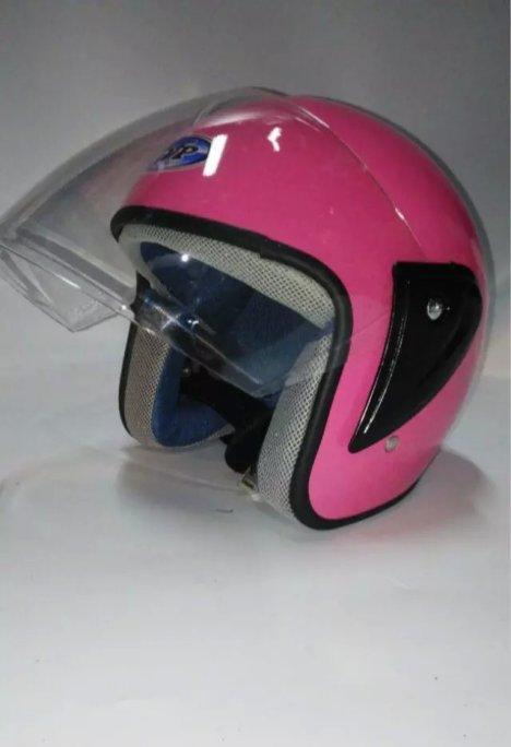 【包邮野马摩托车头盔电动车头盔半盔