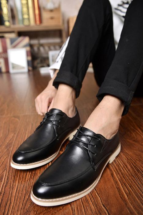 【英伦风时尚男士小皮鞋】-鞋子-休闲鞋