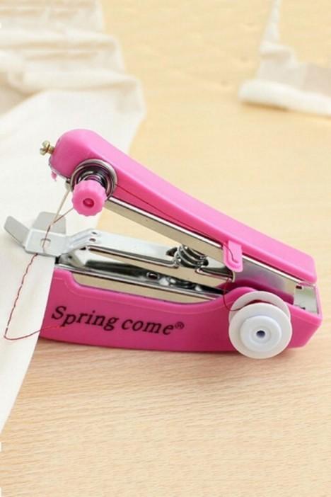 【家居迷你手动小缝纫机】-家居-缝纫机